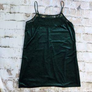 Dresses & Skirts - Velvet Dress